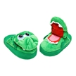 Stompeez Slippers - Growlin' Dragon- Small