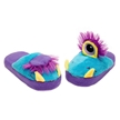 Stompeez Slippers - One Eyed Monster - Medium