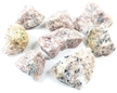 Strawberry Calcite Rough Mineral Rock - Bulk Pack (30 pieces)
