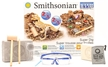 Smithsonial Super Dig Kit Gems, Minerals & Dinosaurs