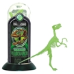 Glow-In-the-Dark Test-Tube Velociraptor Dinosaur Skeleton Toy