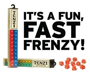 Tenzi - Fun Fast Frenzy Dice Game