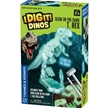 Dinos - Glow-in-the-Dark T. Rex Excavation Kit