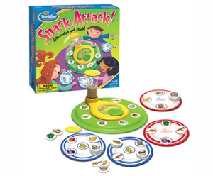 Snack Attack Game