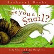 Are you a Snail?- Book