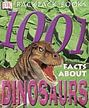 1001 Facts about Dinosaurs Book