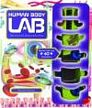 Human Body Lab Kit - Book - Chart
