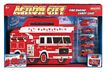 Action City Fire Engine Carrying Case