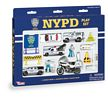 NYPD 14 Piece Playset