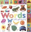 My First Words book - Let's Get Talking