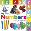 My First Numbers: Let's Get Counting Board Book
