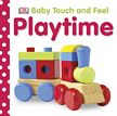 Baby Touch and Feel Playtime Book