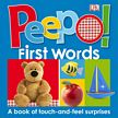 Peepo! First Words Board Book