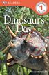 Dinosaur's Day Book Paperback, dinosaur book for kids, dinosaur information book