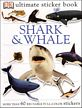 Shark and Whale - Sticker Book