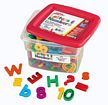 AlphaMagnets & MathMagnets Super Set-Multicolored