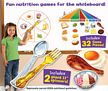 SpinZone Magnetic Whiteboard Games-Nutrition