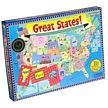 iPlay Great States Board Game, learn the states, kids geography game, about states board game for ch