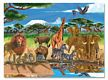 Melissa and Doug 300 Piece On the Savannah Jigsaw Puzzle