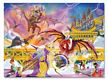 Melissa and Doug 500 Piece Dragon Storm Jigsaw Puzzle