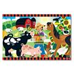 Melissa and Doug Happy Harvest Farm Floor Puzzle
