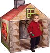 PLAY TENT LOG CABIN
