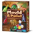 Mould and Paint Glow in the Dark Dinosaurs Kit