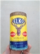 Vintage Elko Radiator Cleaner Tin Metal Collectible Can Stephenville Texas