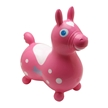 Rody Horse-Pink, pink rody, kids pink rody horse, bouncy toy, childrens bounce toy