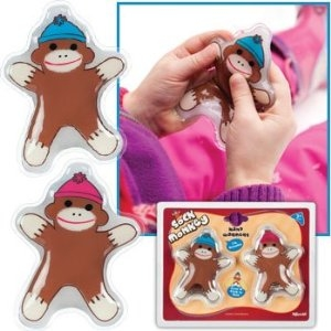 Sock Monkey Hand Warmers