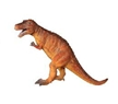 Hard Plastic T-Rex Dinosaur Toy Model