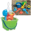 Four Piece Beach Bucket Set