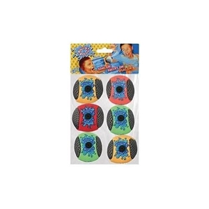 Ugly Box: Toysmith Mini Squirt Splat Balls Pack of 6