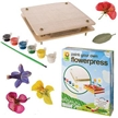 Paint Your Own Flower Press Kit