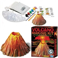 Kids Labz Volcano Making Kit