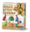 Glow-in-the-dark Mold and Paint Dinosaur Kit
