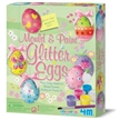 Kids Labz Mould & Paint Glitter Eggs