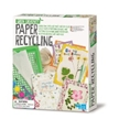 Green Science Kit - Paper Recycling, kids experiment kit, paper recycling kit, childrens science kit