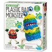 Green Science Kit - Plastic Bag Monster, recycling experiment kit for kids, childresn green science