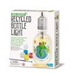 Green Science Kit - Recycled Bottle Light, recyle science kit, kids science experiment kit, bottle
