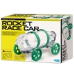 Kids science rocket race car, science kits, put together race car, childrens kit race car