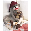 Peejay Sock Monkey Kit - sock monkey - peejay