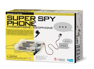 Super Spy Phone