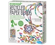 4M Green Creativity Recycled Paper Beads - Toysmith