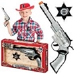 Ugly Box: Kids The Sheriff Badge and Gun Shooter Set