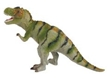 Small Hard Plastic T-Rex Dinosaur Toy Model