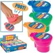 kids noise putty, childrens' noise putty, kids funny sounds putty, potty noise putty, kids potty noi