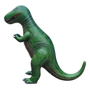 Inflatable Dinosaur Toy Tyrannosaurus Rex 34'', large inflatable dinosaur, blow up dinosaur, trex