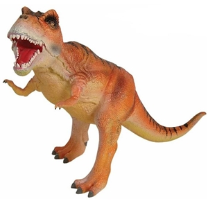 "Adventure Planet Large 22"" Soft And Squeezable T-Rex Dinosaur Toy Figure"