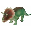 "Adventure Planet Large 19"" Soft And Squeezable Triceratops Dinosaur Toy Figure"